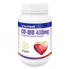 Comwell Co-Q10 400mg 60 Softgel Capsules