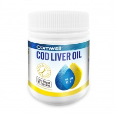 Comwell Cod Liver Oil 90 Softgel Capsules