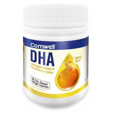 Comwell DHA 125mg 60 Softgel Capsules