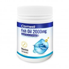 Comwell Fish Oil 2000mg 240 Softgel Capsules