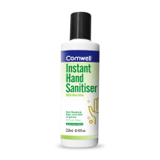 Comwell Instant Hand Sanitiser 250ml With Aloe Vera